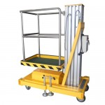 push around aerial lift